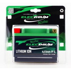 Electhium - Batterie Lithium HJTX14H-FP-S - (YTX14-BS)