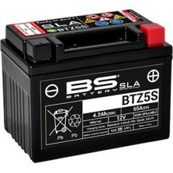 Batterie BS BATTERY BTZ5S SLA sans entretien activée usine