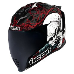 Casque icon Airflite Battlescar 2