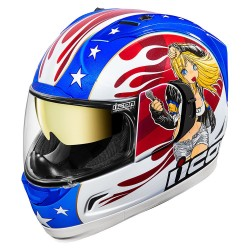 Casque icon Alliance GT DC18