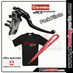 Pack Brembo PR19 CORSA CORTA