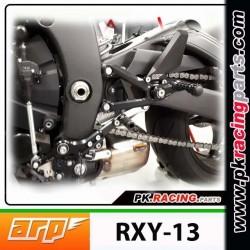 commandes reculées ARP pour Yamaha r6 2017