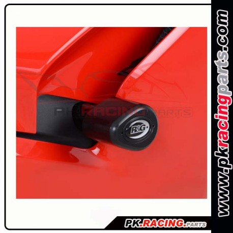 Tampons de protection R&G RACING Aero Panigale V4