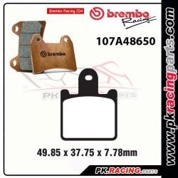 Plaquettes BREMBO Z04 107A48650 ( Compétition Vitesse )