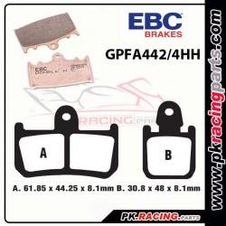 EBC EXTREME PRO GPFA RACING