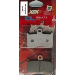 Plaquettes de frein CL BRAKES 1207C60