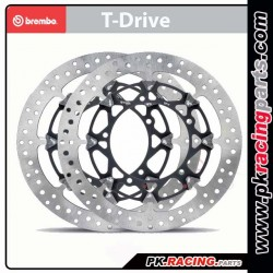 Disques de freins BREMBO T-DRIVE