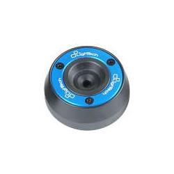 Protections fourche et bras oscillant (axe de roue) LIGHTECH bleu Yamaha T-Max 530