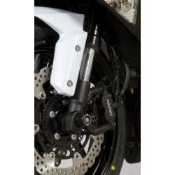Protection de fourche R&G RACING noir Kawasaki ZX6R/ZX636-R