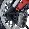 Protection de fourche noire R&G RACING Ducati SCRAMBLER