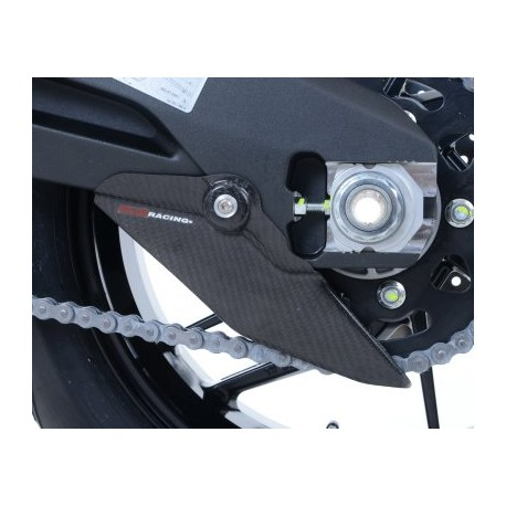 Protége couronne carbone R&G RACING Ducati 899 Panigale