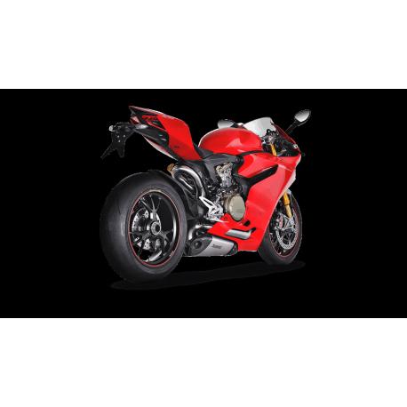 Ligne complète Akrapovic Evolution Ducati Panigale
