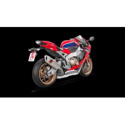 Ligne complète Akrapovic Evolution Honda CBR1000RR