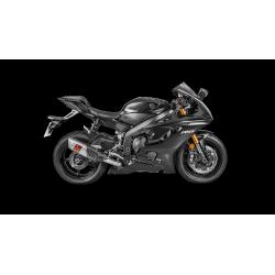 Ligne complète Akrapovic Evolution Yamaha R6 08-18