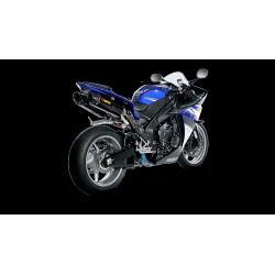 Ligne complète Akrapovic Evolution Yamaha R1 09-14