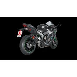 Ligne complète Akrapovic Racing Kawasaki ZX10R 16-19