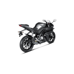 Ligne complète Akrapovic Racing Yamaha YZF-R125 08-13