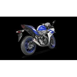 Ligne complète Akrapovic Racing Yamaha YZF-R25 14-19