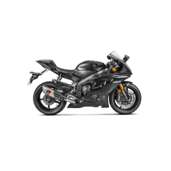 Ligne complète Akrapovic Racing Yamaha YZF-R6 08-19