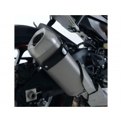 Protection de silencieux R&G RACING Yamaha YZF-R1 & YZF-R1 M