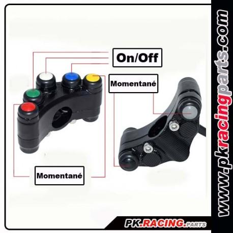 Commodo Racing 7 boutons