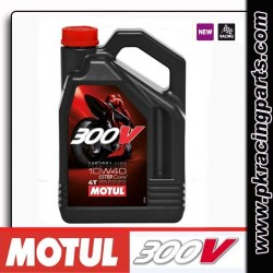 MOTUL 300 V FACTORY LINE ROAD RACING 10W40