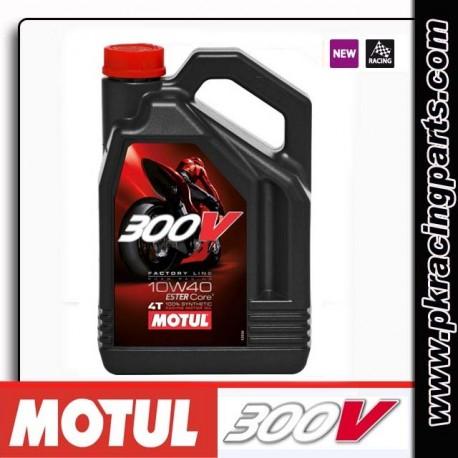 MOTUL 300 V FACTORY LINE ROAD RACING 10W40