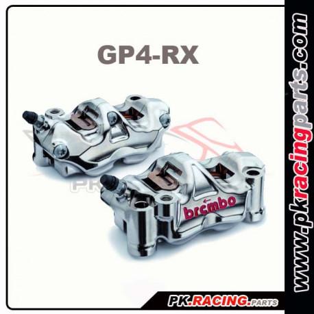 Paire d'étriers BREMBO GP4-RX
