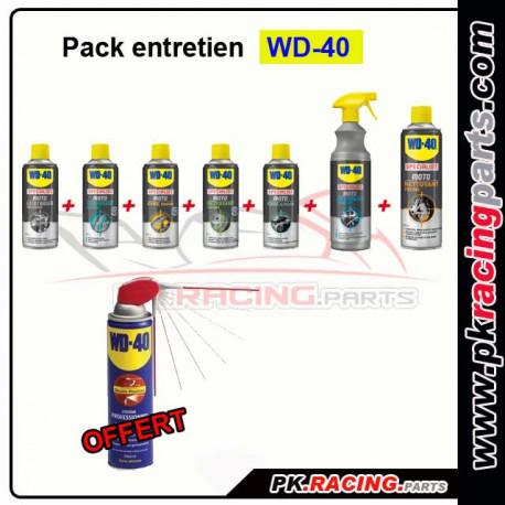 Pack entretien WD40