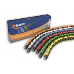 Attache type clip TECNIUM SV 420 orange fluo