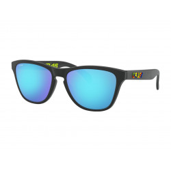Promo OAKLEY Lunettes de soleil Frogskins® XS Valentino Rossi Signature Series (Youth Fit) + nettoyant MUC-OFF
