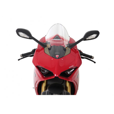"""Bulle MRA Racing """"R"""" clair Ducati Panigale V4/R/S"""