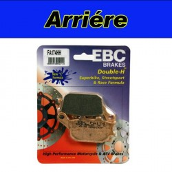 EBC ARRIERE HH METAL FRITTE ROUTE - HYPERSPORT