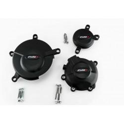 Kit carter moteur PUIG Suzuki GSXR 600/750 11-16