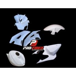 Poly complet PRO-FIBER R6 08-16 selle origine