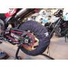 Couvertures chauffantes BIHR Home Track EVO2 autorégulées noire 180-200mm