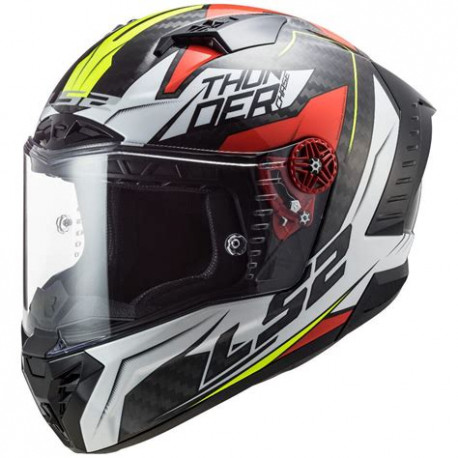 Casque LS2 FF805 Carbon Graphic Chase