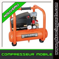 COMPRESSEUR MOBILE