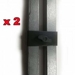 Module de jonction acier pour barnum