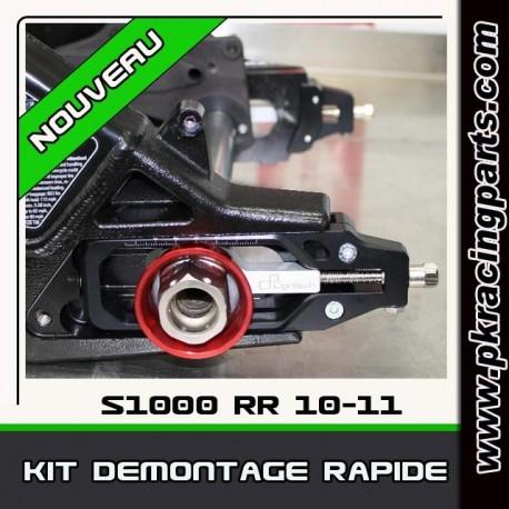 KIT DEMONTAGE RAPIDE AVEC LIGHTECH S1000 RR 10/11