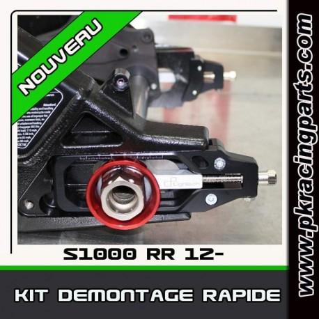 KIT DEMONTAGE RAPIDE AVEC LIGHTECH S1000 RR 2012 et aprés