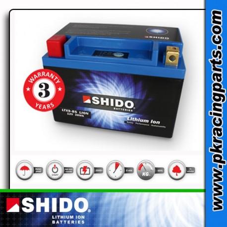 Batterie Racing SHIDO