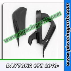 Protections de bras DAYTONA 675 2013 -
