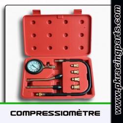 Compressiomètre pour moteur essence