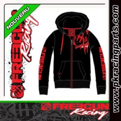 SWEAT SHIRT FREEGUN RACING