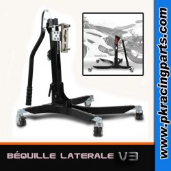 BEQUILLE LATERALE RACING V3
