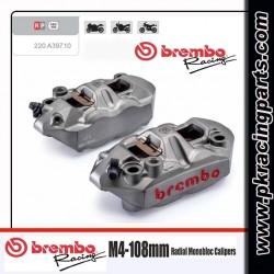 ETRIERS BREMBO M4 / ENTRAXE 108