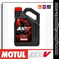 MOTUL 300 V FACTORY LINE ROAD RACING 5W40