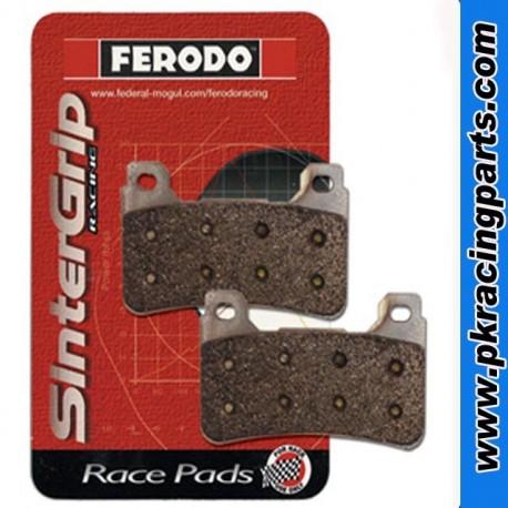 PLAQUETTES FERODO FDB2220XRAC SINTER RACE