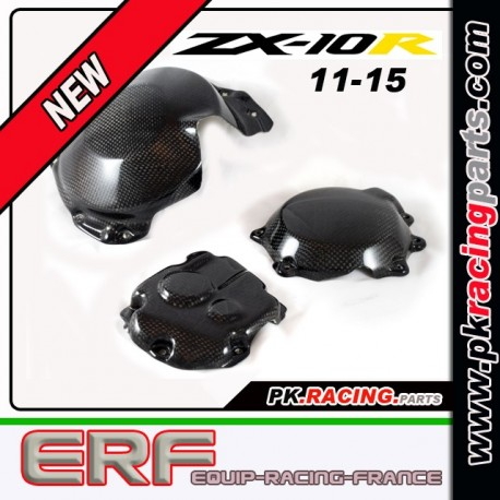 KIT 3 CARTERS CARBONE ZX10R 11-15